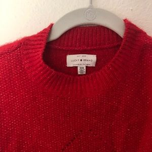 Lucky Brand Sweaters - Extremely soft long sleeve sweater.